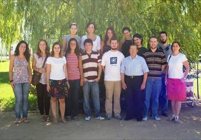 Grupo de investigación de la Universidad de Huelva / Fundación Descubre