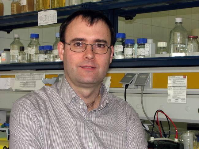 El doctor Jordi Surrallés, de la Universitat Autònoma de Barcelona