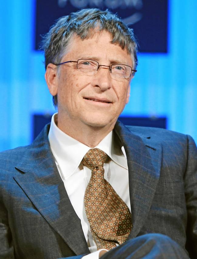 Bill Gates lidera una inversión en ResearchGate de 27 millones e euros. / Wikipedia