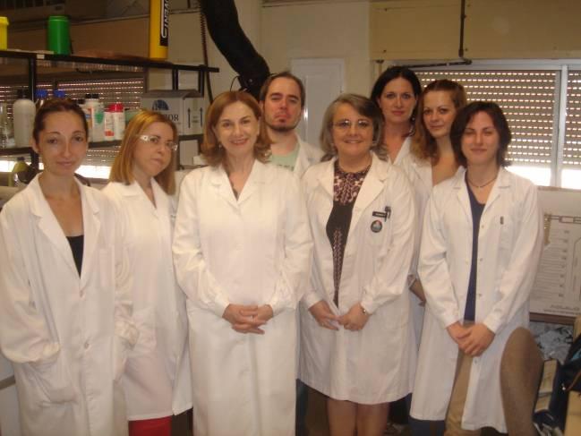 Grupo de Neurobiología de la US