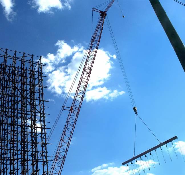 Detalle de proceso de construcción