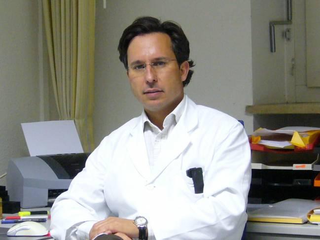 El profesor de la UGR Pablo Palma, uno de los autores de este trabajo.