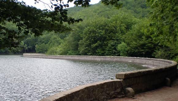 Río Tordera, una de las áreas de estudio