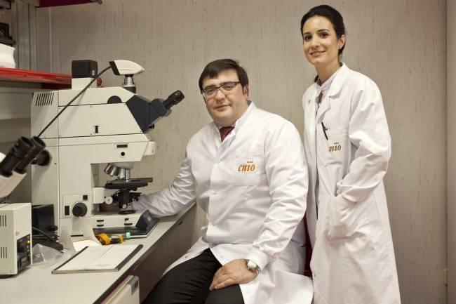 Elena Castro y David Olmos, CNIO