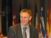 El Comisario Europeo de Ciencia e Investigación, Janez Potočnik.