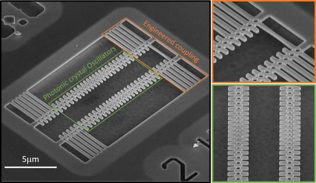 Osciladores nanométricos. (D. Navarro)