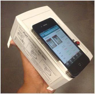 VinciPort: aplicación móvil para detección de drogas.