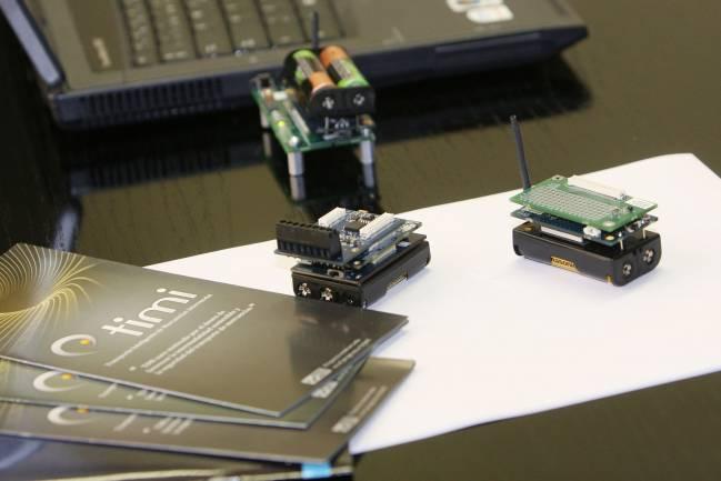 Sensores desarrollados en la UPNA