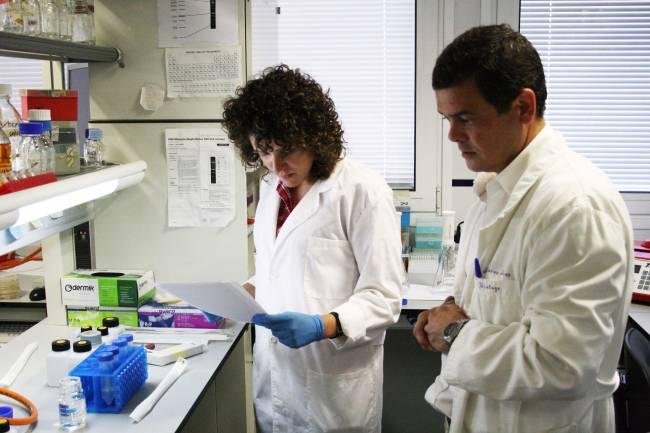 Investigadores de la Unidad de Inmunogenética de la Universidad de Jaén / Universidad de Jaén