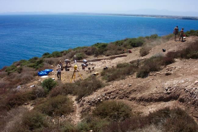 Descubren una cabaña milenaria en la costa norteafricana