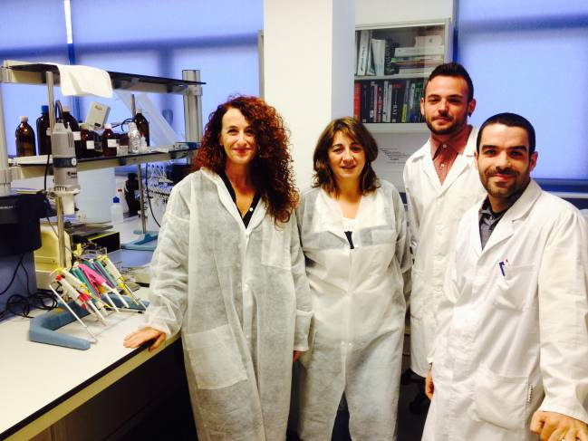 Investigadores del Departamento de Psicología de la Universidad de Almería / Fundación Descubre