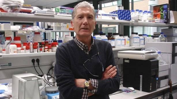 El investigador José Antonio Sánchez Alcázar