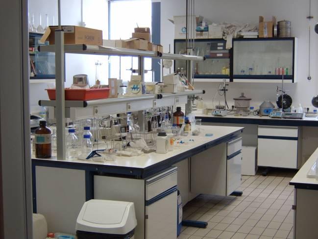 Laboratorio de preparativo