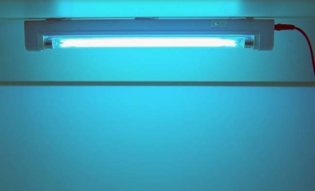 Luz ultravioleta contra el coronavirus