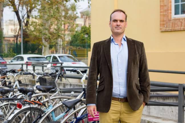 Emilio Ramírez, investigador responsable del diseño registrado.