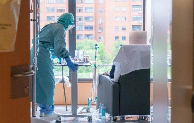 Sanitarios especializados en cuidados paliativos