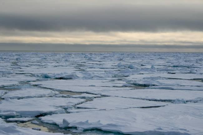 Paisaje ártico. / CSIC Comunicación