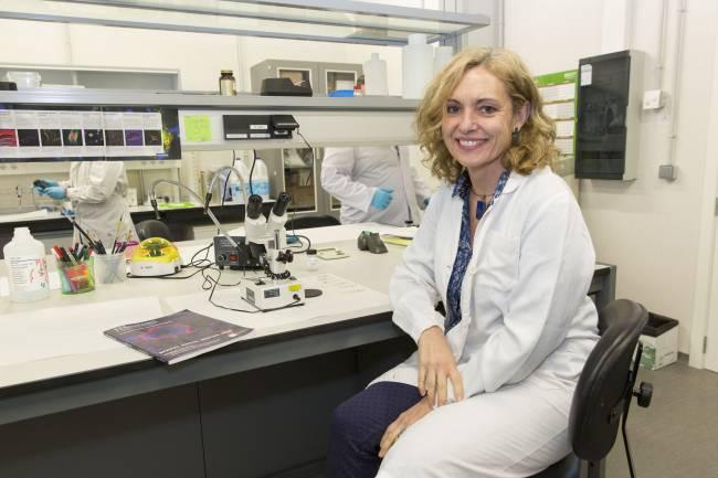 Marta Miquel, investigadora y profesora del área de Psicobiologia de la Universitat Jaume I de Castelló.