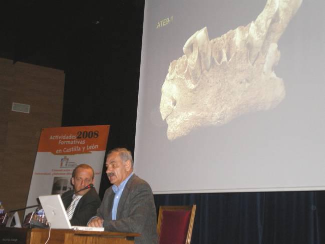 Bermúdez de Castro ha inaugurado hoy en Valladolid unas jornadas sobre comunicación científica