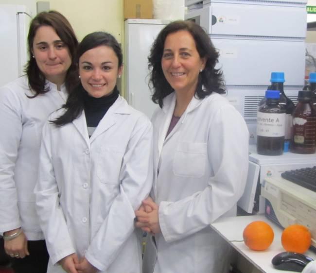 Investigadoras del grupo Color y Calidad de los alimentos de la Universidad de Sevilla / Fundación Descubre