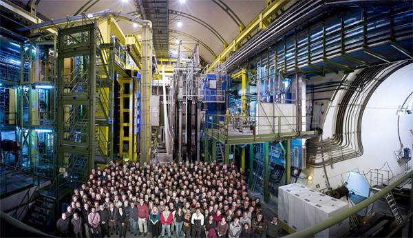 Colaboración LHCb