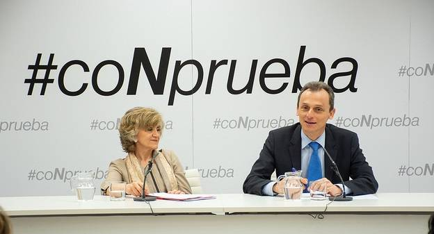 Presentación de la campaña #CoNprueba contra las pseudoterapias y pseudociencias