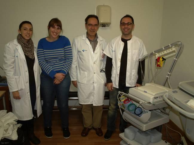 Investigadores del Centro de Salud La Alamedilla de Salamanca buscan nuevos parámetros para mejorar la prevención de las enfermedades cardiovasculares