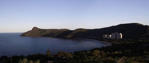 Isla de Hamilton. Foto: Prescott Pym.
