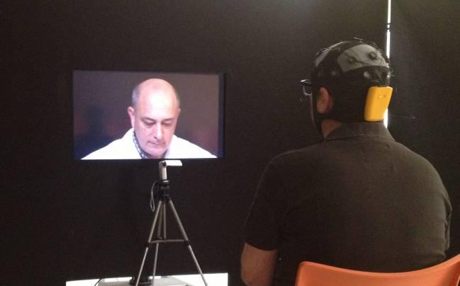El actor que aparece en las imágenes es uno de los autores del trabajo, Miguel Ángel Martín.
