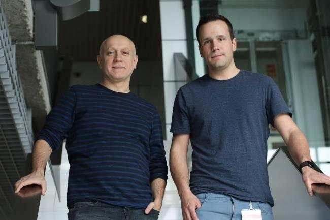 Investigadores del CNIC