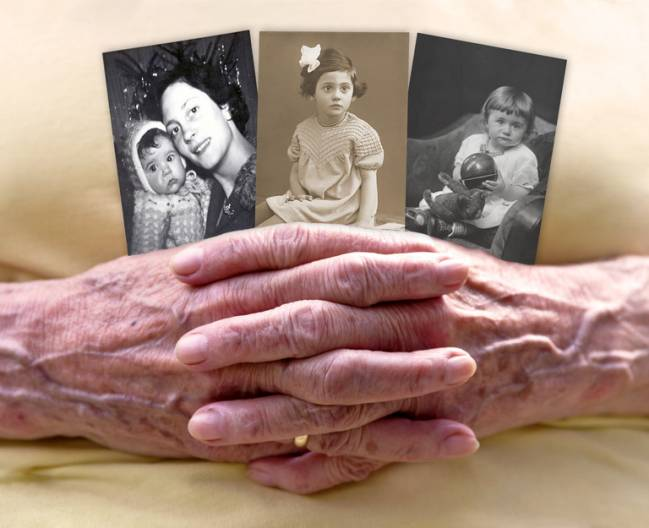 Una las manifestaciones básicas del alzhéimer es la pérdida de memoria. / Fotolia