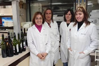 Las investigadoras de la Universidad de Navarra, autoras del estudio