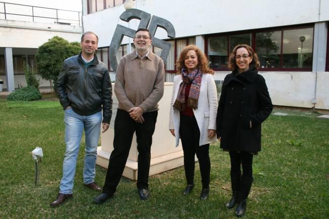 La investigadora de la Universidad de Sevilla María del Mar Martínez