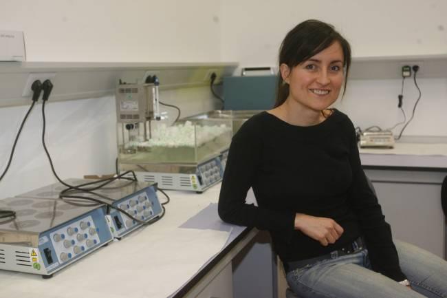 La investigadora de la UCO María del Pilar Dorado Pérez