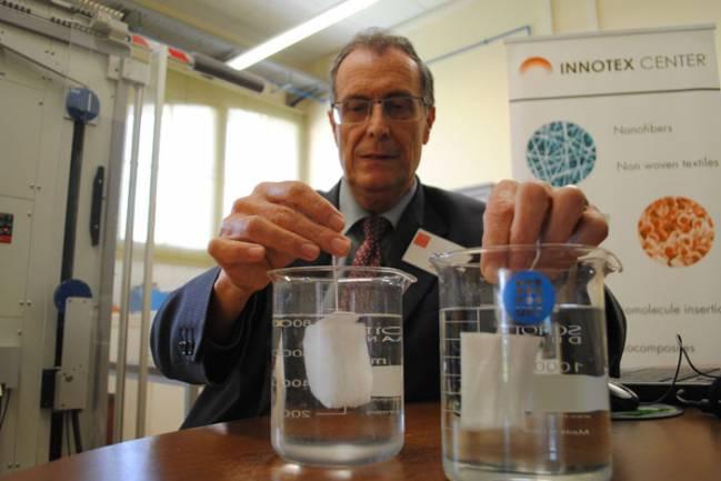 Feliu Marsal, director de Innotex Center