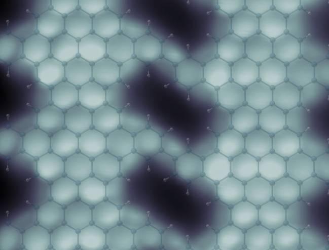 Grafeno con nanoporos presentado en Science