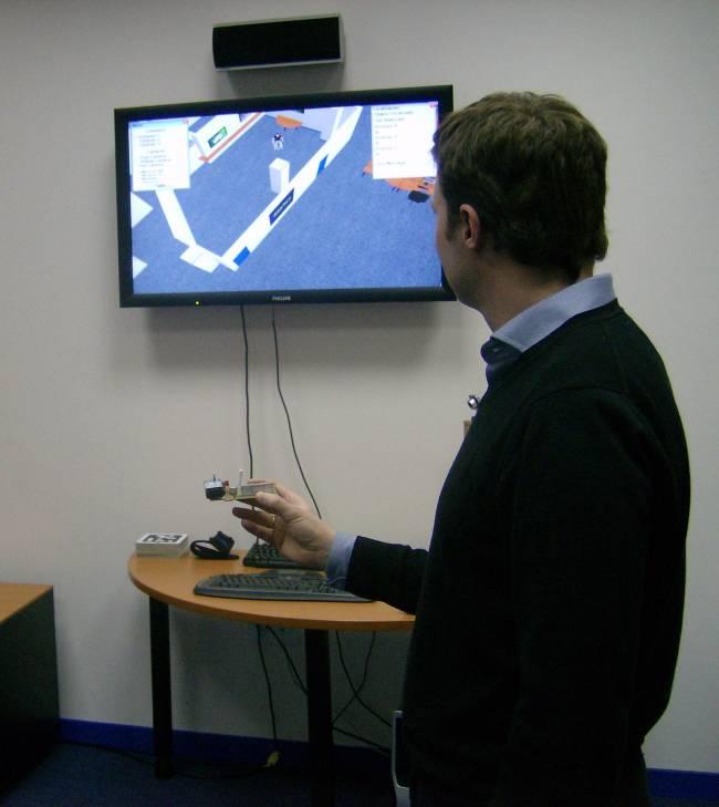 Receptor de imagen del Proyecto Teliamade