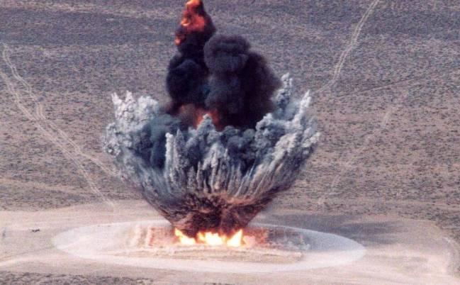 La técnica han podido identificar componentes explosivos no sólo en su estado puro sino también, por primera vez, una vez que se ha producido la detonación. / Wikipedia