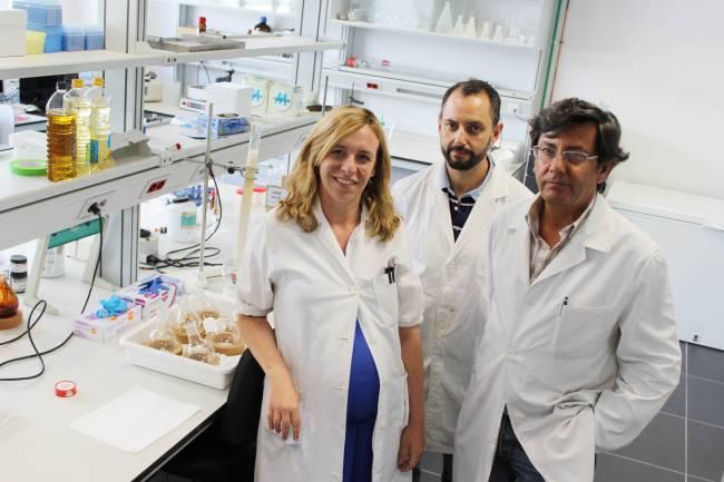 Investigadores del grupo fitoquímica y calidad de los alimentos del Instituto de la Grasa (CSIC-Sevilla) / Fundación Descubre