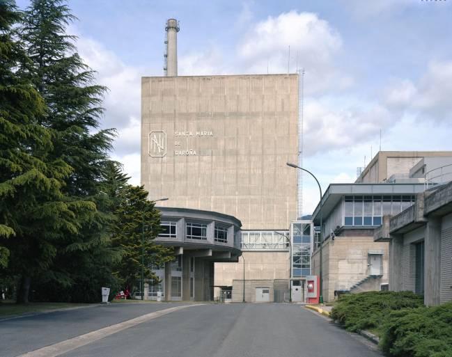 Central de Garoña. Imagen: Foro Nuclear