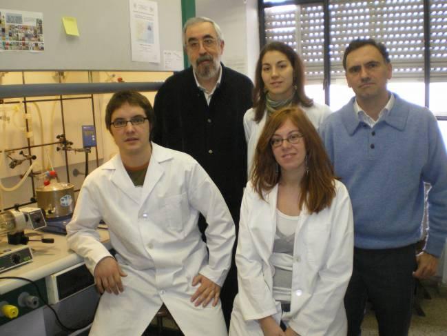 Espinet y su grupo se centran en el proceso que utiliza reactivos no tóxicos