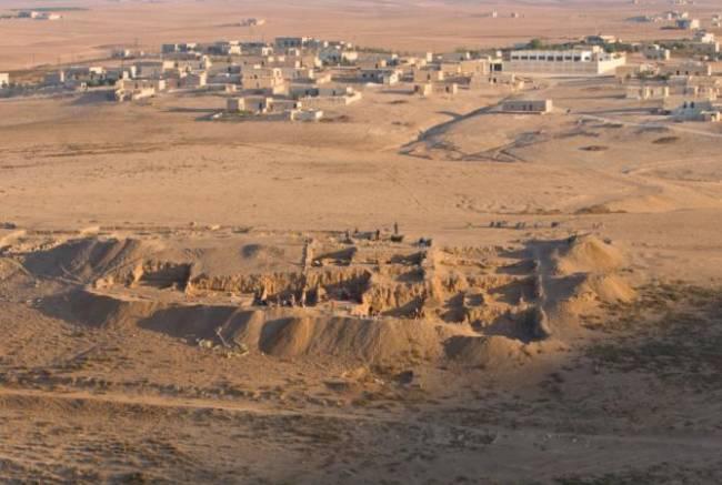 Los expertos han analizado muestras de tres yacimientos situados en la cuna de las primeras prácticas agrícolas del Neolítico (foto: Dr. Alejandro Pérez-Pérez, UB)
