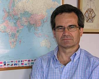 El investigador Fernando Gutiérrez Hidalgo