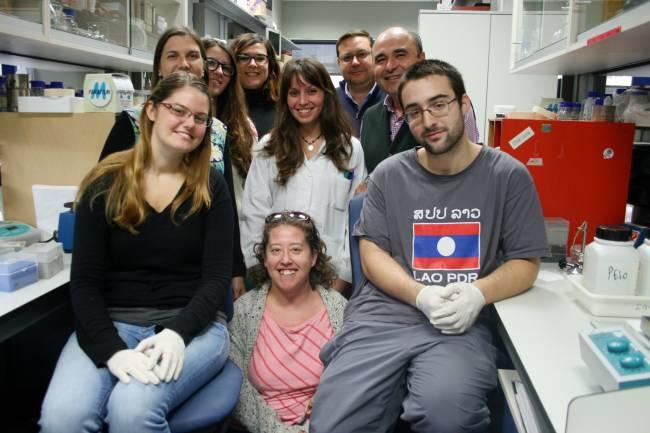 Equipo de Investigación del profesor Sebastián Chávez