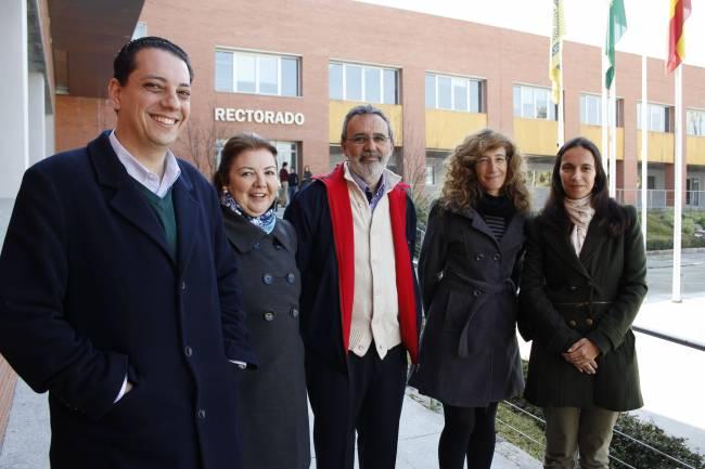 El equipo de investigadores de la UPO y la UMA
