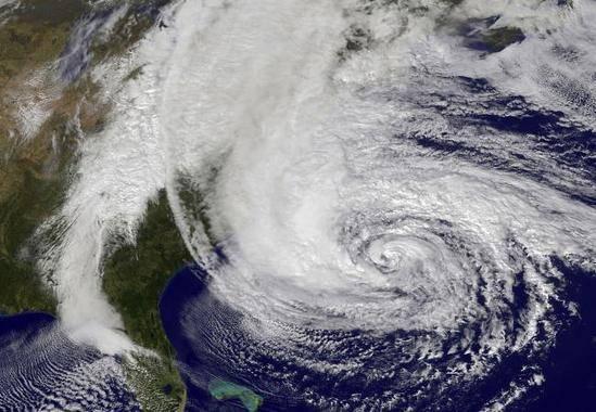 redes sociales y desastres naturales