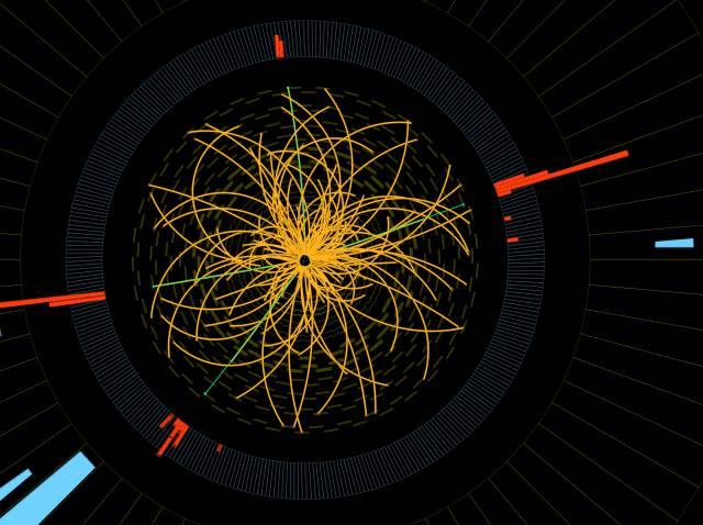El hallazgo del bosón de Higgs ha tenido una notable contribución española. / CERN