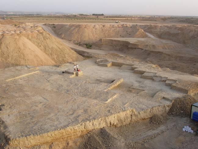 Yacimiento de Valdocarros/Equipo de Investigación del Pleistoceno de la Cuenca del Tajo.