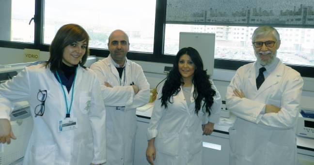 Investigadores responsables del estudio en Córdoba / Fundación Descubre