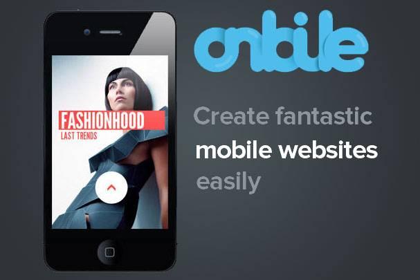 plataforma, web, móvil, Onbile